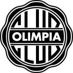 Club Olimpia Badge