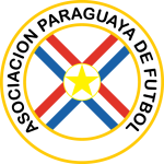 Paraguay National Team Badge