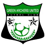 Green Archers United FC logo