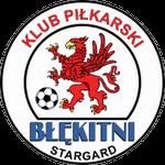 KS Błękitni Stargard Szczeciński Badge