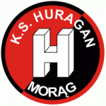 KS Huragan Morąg Badge