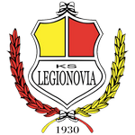 KS Legionovia Legionowo Badge