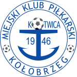 MKP Kotwica Kołobrzeg Badge
