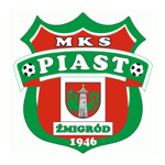 MKS Piast Żmigród Badge