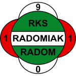 RKS Radomiak Radom Badge