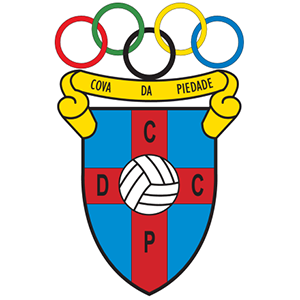 CD Cova Piedade Badge