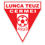 FC Gloria Lunca Teuz Cermei Badge