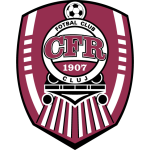 SCS CFR 1907 Cluj Badge