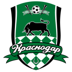 Card Stats for FK Krasnodar