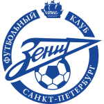 FK Zenit St. Petersburg - Premier League Stats