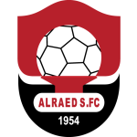 Al Raed Club logo