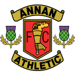 Card Stats for Annan Athletic FC