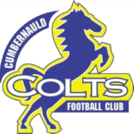 Cumbernauld Colts FC logo