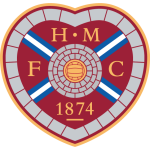 Heart of Midlothian LFC Badge