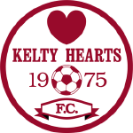 Kelty Hearts FC Badge