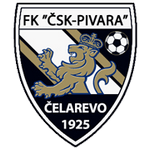 ČSK Pivara Čelarevo Badge