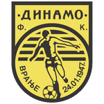 FK Dinamo Vranje Badge