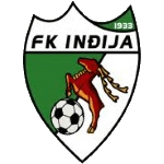 FK Inđija Badge
