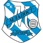 FK Mladost Lučani Badge