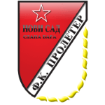 FK Proleter Novi Sad Badge