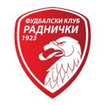 FK Radnički 1923 Kragujevac Badge