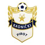 FK Radnički Pirot Badge