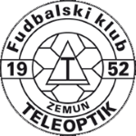 FK Teleoptik Zemun Badge