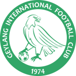 Geylang International FC Badge