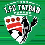 Tatran Prešov - 3. Liga Estatísticas
