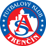 FK AS Trenčín Badge