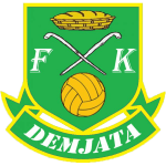 FK Demjata Badge