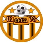 FK Geča 73 Badge