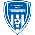FK Podkonice Badge