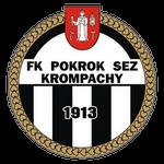 FK Pokrok SEZ Krompachy Badge