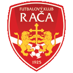 FK Rača Badge
