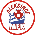 MFK Alekšince Badge