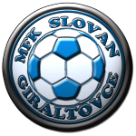 Card Stats for MFK Slovan Giraltovce
