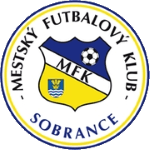 MFK Sobrance Badge