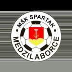MŠK Spartak Medzilaborce - Slovakia Cup Stats