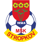 MSK Tesla Stropkov Badge