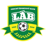 OŠK Láb Badge