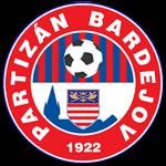 Partizán Bardejov Badge