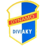 ŠK Dynamo Diviaky Badge