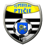 TJ Ptava NV Ptičie Badge