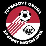 ŽP Šport Podbrezová II Badge