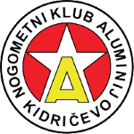 NK Aluminij Badge