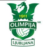 NK Olimpija Ljubljana Badge
