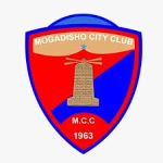 Mogadishu City Club Badge