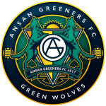Ansan Greeners FC Badge