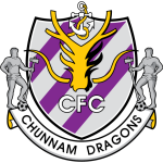 Jeonnam Dragons FC Badge